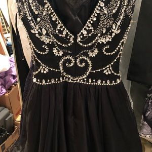 Jovani beaded Cocktail Dress